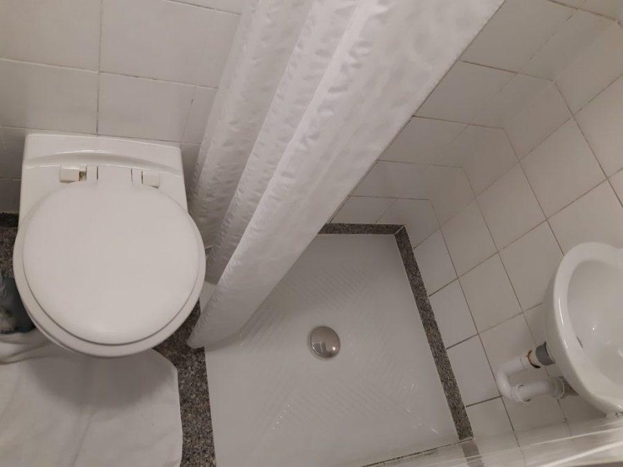 badkamer hotel londen