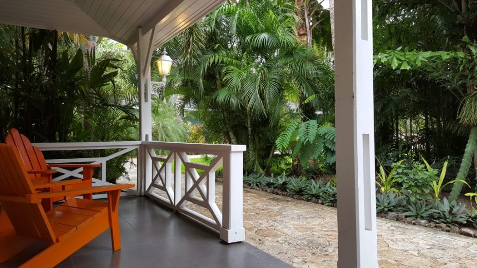veranda hotel trupial inn curacao