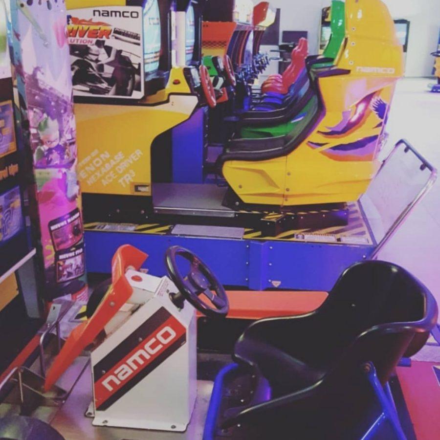 nationaal videogame museum arcadehal
