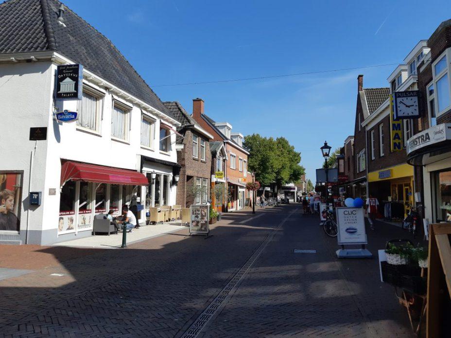 Winkelstraat Dorpsstraat Zoetermeer