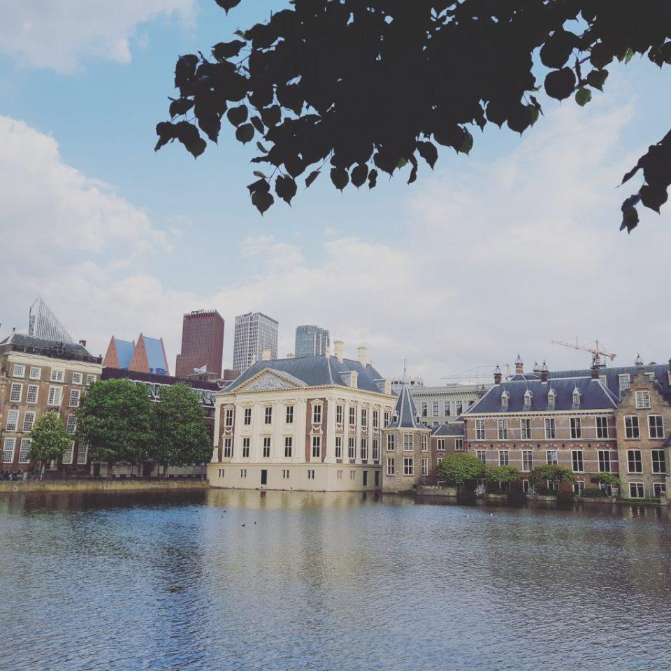 mauritshuis, torentje en hofvijver