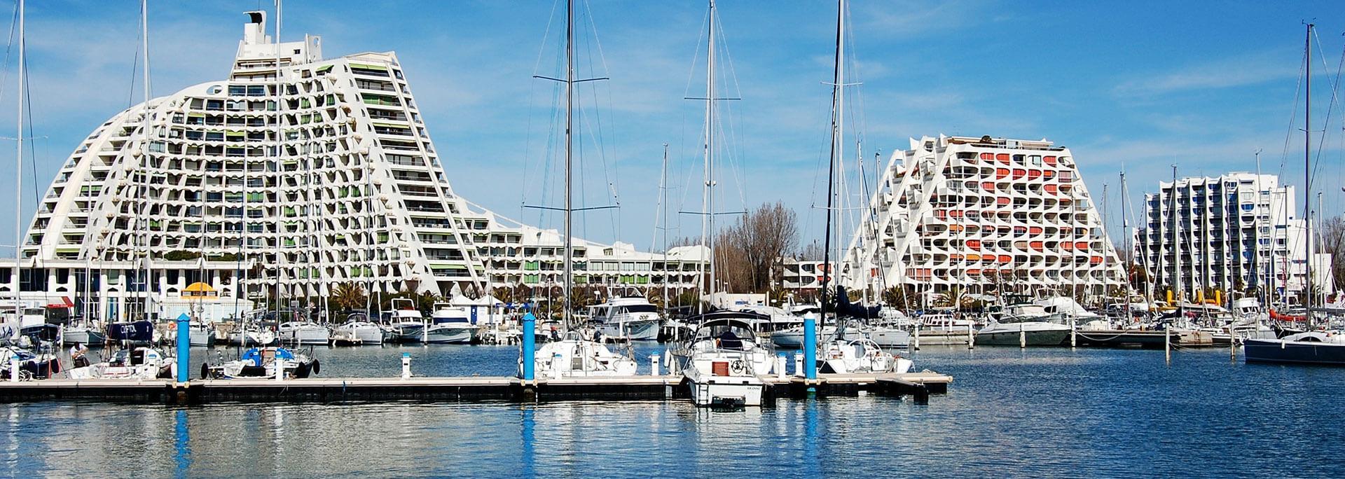 Agence immobilire Incas Immobilier  La Grande Motte Montpellier et environs