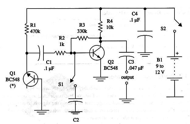 White Noise Generator (ART078)