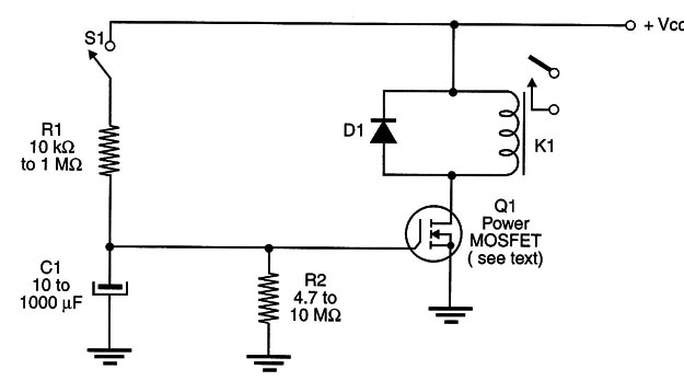 Delayed and Timed Relays in Mechatronics (MEC055E)
