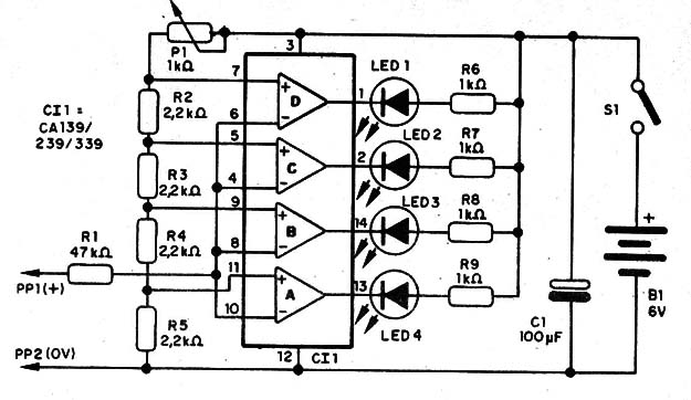 Digital Voltmeter (MIN070E)