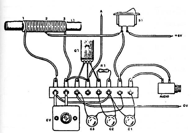 Small AM Transmitter (TEL005E)