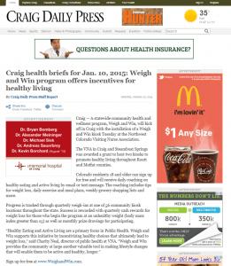 2015 01 10 Craig_Daily_Press