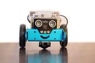 animation construction de robots