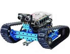 Roboteam construction de robot