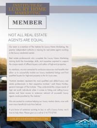 Luxury Home Designation Real Estate Agents | Flisol Home