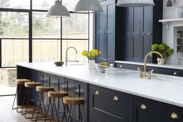 Image result for 2018 kitchen cabinet trends