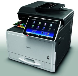 MPC306ZSP/MPC306ZSPF Multi function device. Available from Inception Business Technology, Swindon suppliers of printers, copiers and consumables
