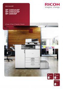 MPC4503 5503 6003 Brochure image