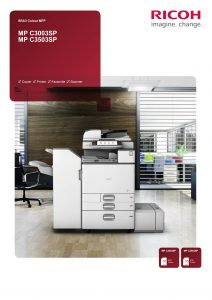 MPC3003SP MPC3503SP Brochure image