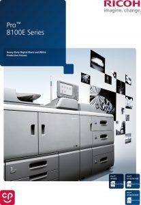 Pro 811E Brochure image