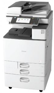 Ricoh MPC2011SP Colour A3 MFD