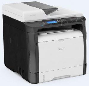 Ricoh SP325SFNw Mono Printer
