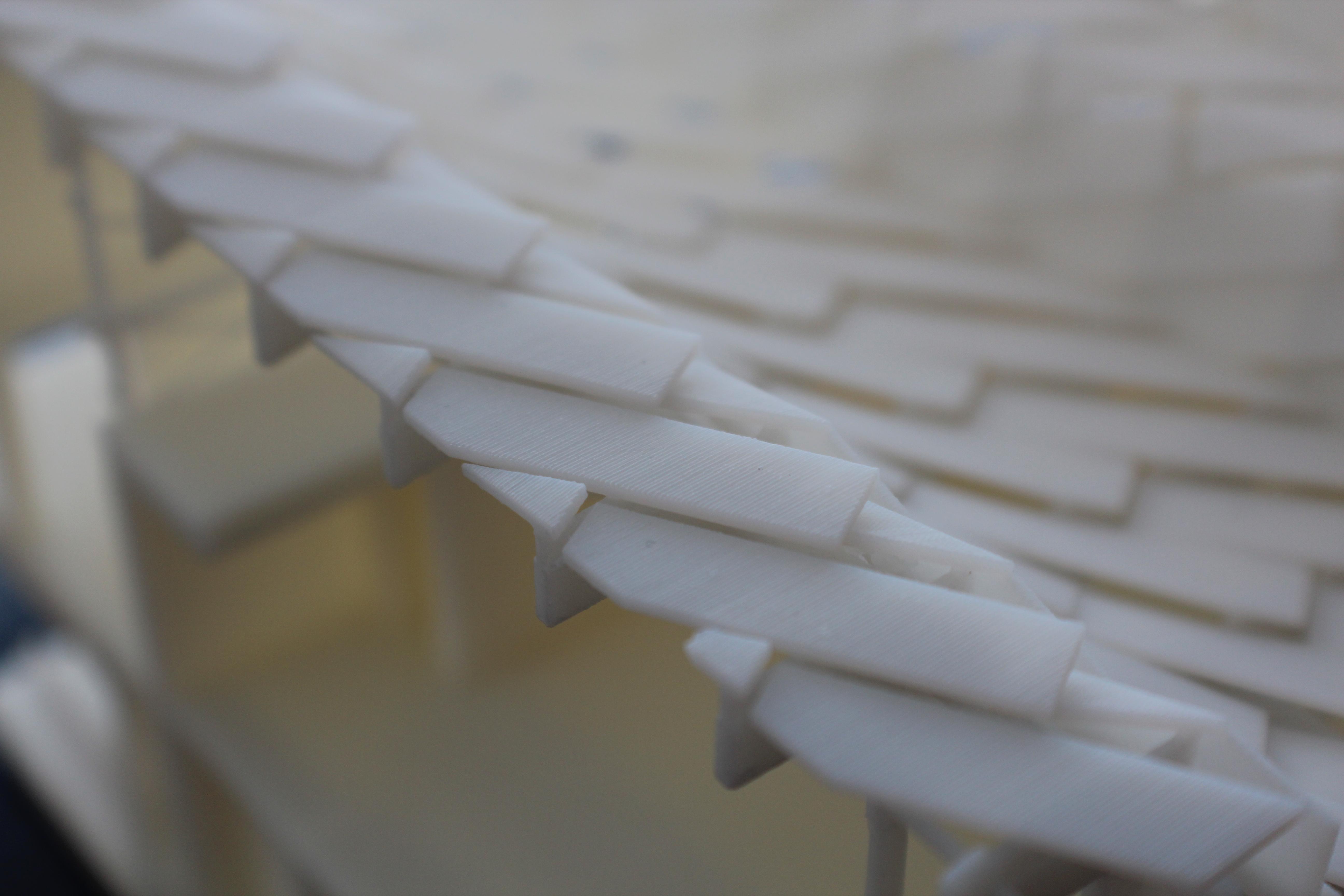 3D printed China House