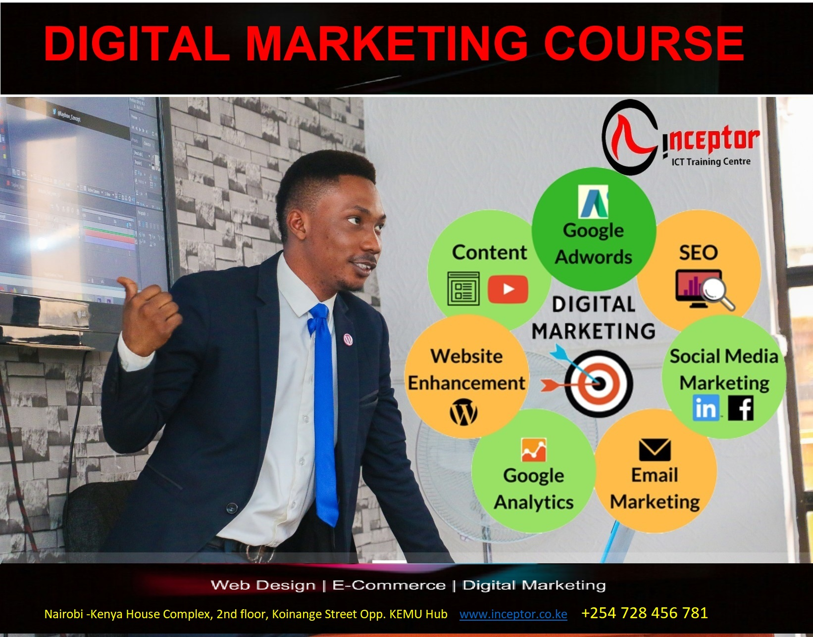 Rhyme's acquisition cost, andrew ng's deeplearning.ai revenue, no. Best Digital Marketing Course in Nairobi Kenya in 2021 ...