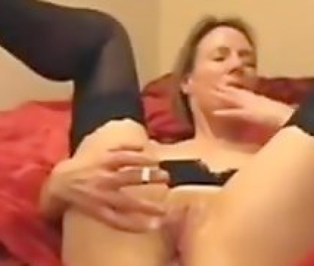 Smoking Mommy Wants You To Fuck Her