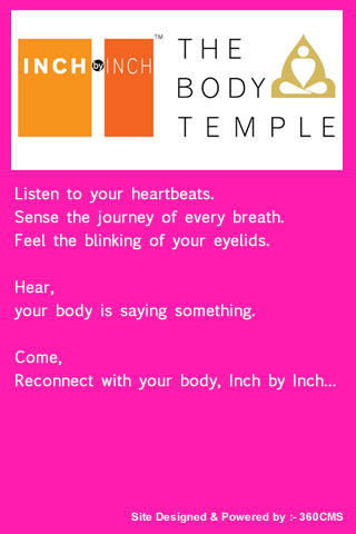 Inch by Inch - The Body Temple