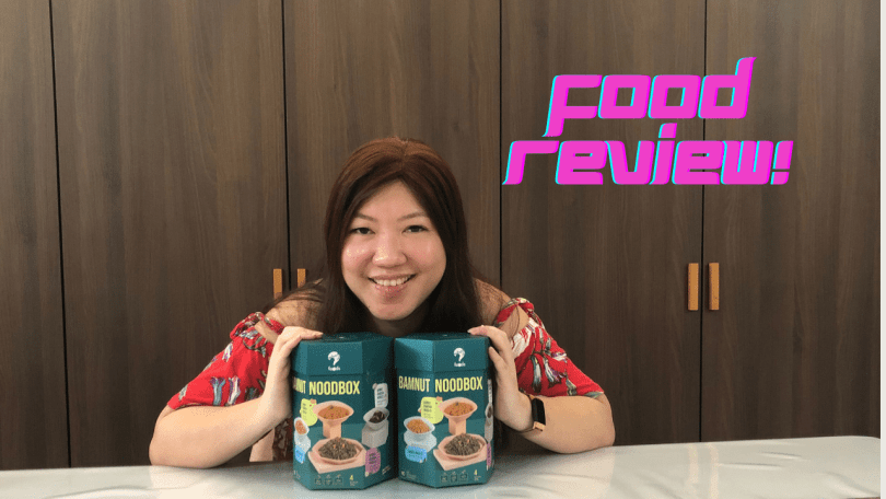 Review – Bamnut Noodles by WhatIF Foods
