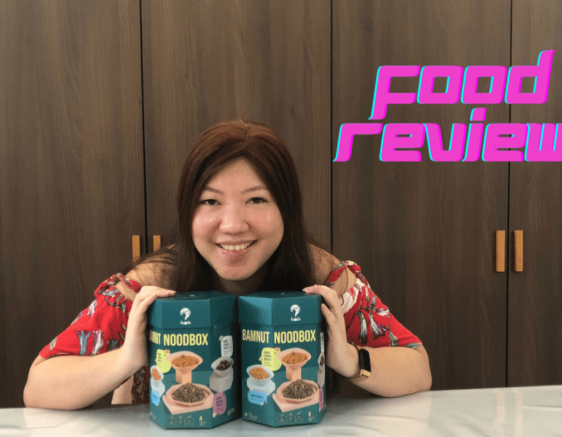 Review on Bamnut Noodles by WhatIF Foods