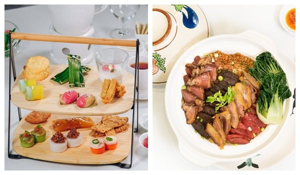 Gourmet Offerings to Celebrate Singapore's Birthday at Home