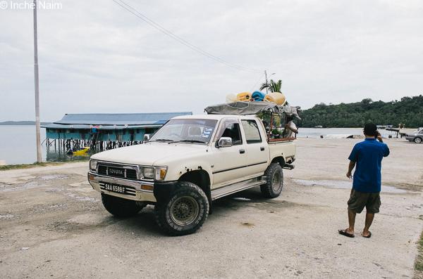 Karakit Pulau Banggi Sabah