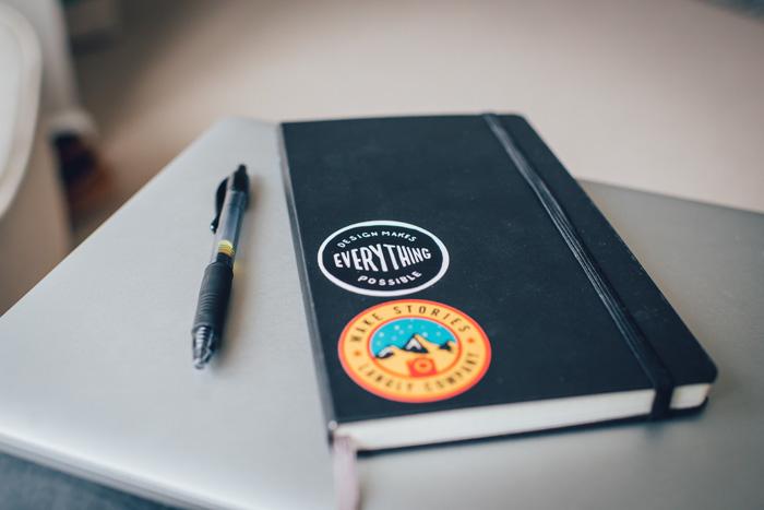 menulis jurnal belajar