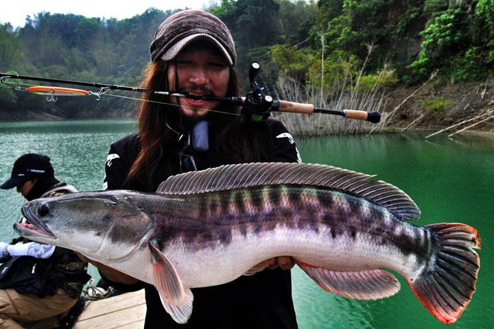 nasib baik dalam memancing