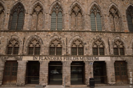 """In Flanders Fields Museum"" de Ieper"