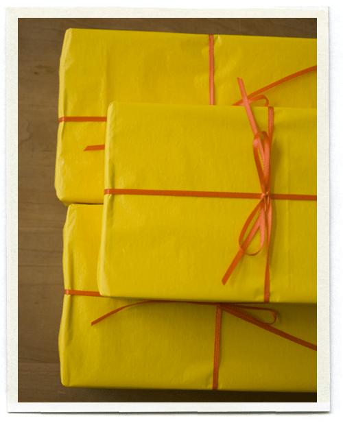 inchmark - inchmark journal - spring in a box