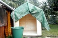 Regenschutz, temporär