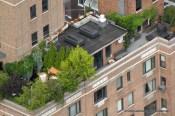 Es gibt sie wirklich, die New Yorker Dachgärten