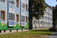 Wohngebäude, 1958-1963, Landsberger Straße