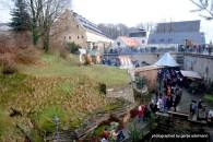 Weihnachtsmarkt auf der Festung