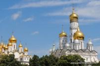 Mariä-Verkündigungs-Kathedrale und Glockenturm Iwan der Große