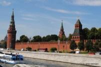 Kreml Mauer