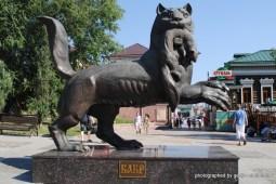 Das Wahrzeichen von Irkutsk