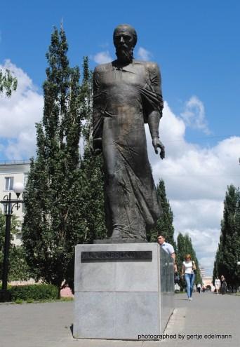 Dostojewskie-Denkmal