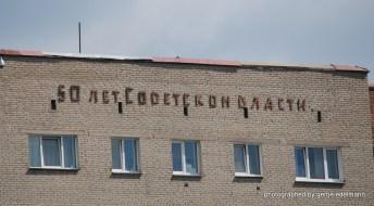 50 Jahre Ruhm der Sowjetmacht