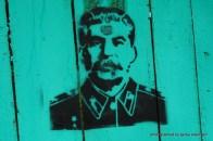 Es gibt immer noch Leute, die nach Stalin schreien. Vor allem bei Diskussionen um die Ukraine kam das immer mal ins Spiel.