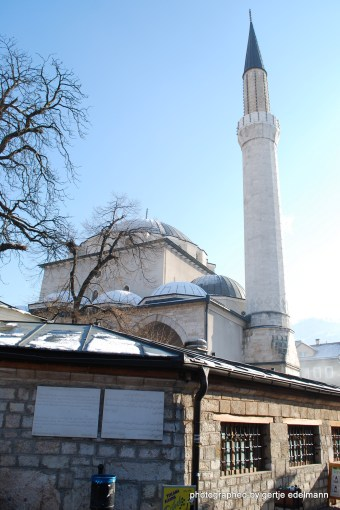 Gazi Husrev Beg Moschee