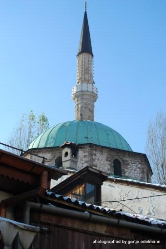 Bascarsija Moschee