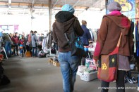 Flohmarkt in der Feinkost