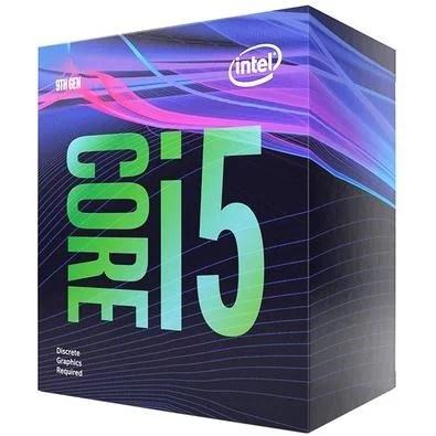 Processador Intel Core i5 9400f, cache 9MB, 2.9 - 4.1GHz