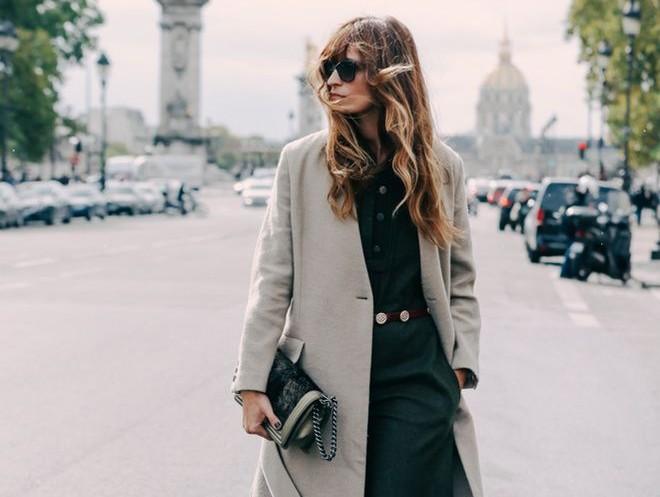 Cappotto e abito lungo: istruzioni per l'uso
