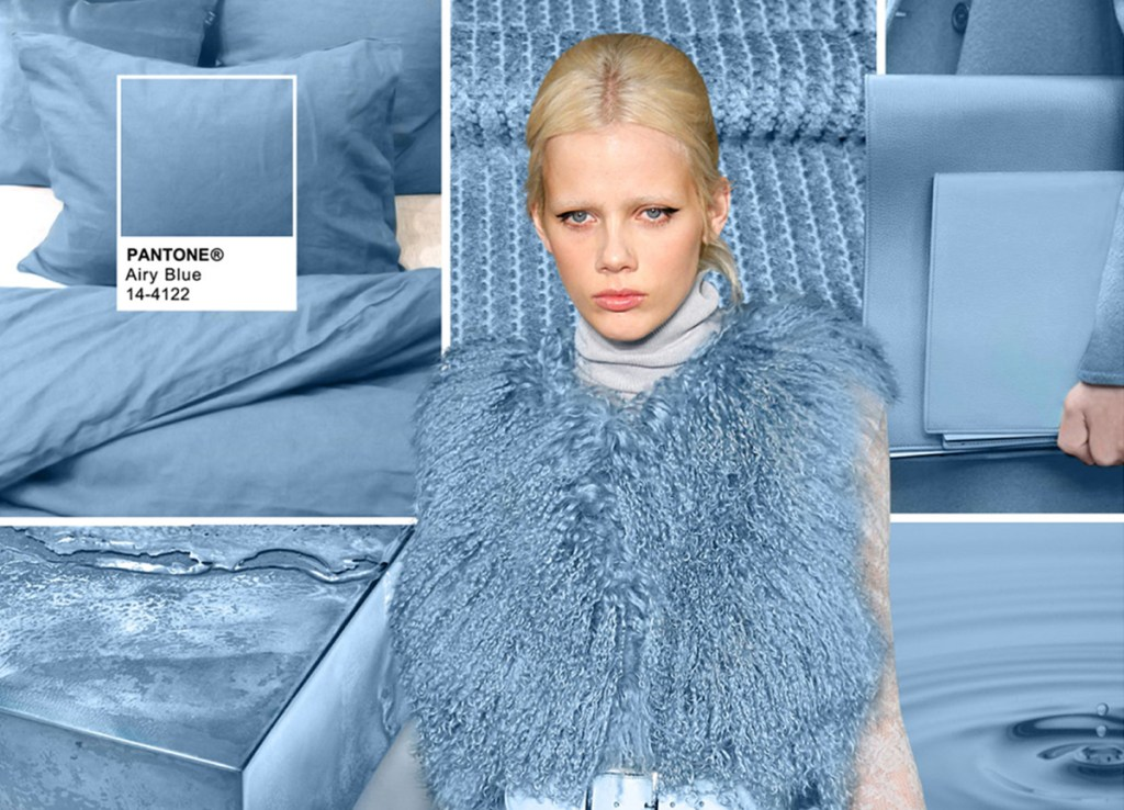 Fall 2016 Pantone Fashion Color Report