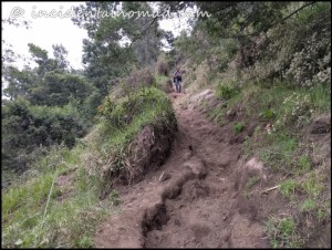 Trail from Bromo Parking to Cemoro Lawang